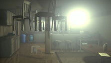 Those Who Remain: Cool, atmospheric scenes