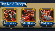 Armor Valor: Tier 3 troops