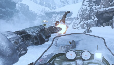 ISnowmobile in MW2 Remastered
