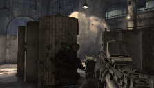Gulag in MW2 Remastered