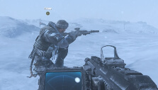Soap and Roach in MW2 Remastered