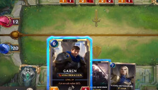 Garen in Legends of Runeterra