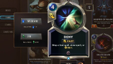Deny spell in Legends of Runeterra