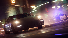 Cop chase in Need for Speed: Payback