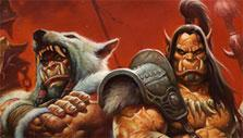 Orcs in World of Warcraft
