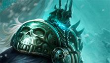 The Lich King in World of Warcraft