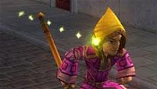 Flying Carpet in Wizard 101