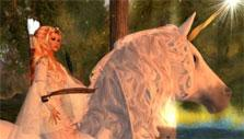 Horse Riding in Second Life