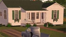 Country House in Second Life