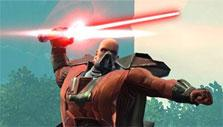 Sith Warrior in Star Wars: The Old Republic