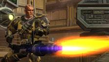 Star Wars: The Old Republic Firepower