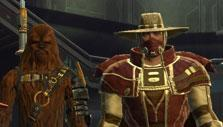 Characters in Star Wars: The Old Republic