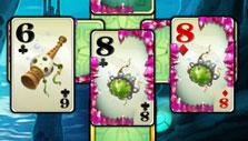 Solitaire Atlantis Locked Level
