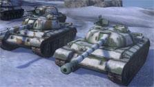 World of Tanks Side by Side