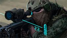 Taking Position in Ghost Recon Online