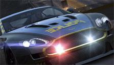 Need for Speed World Suped Up Cop Cars