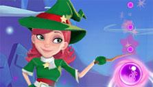 The Good Witch in Bubble Witch Saga 2