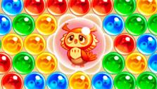 Bubble Witch Saga 2 Trapped Owl
