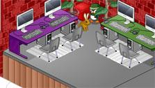 Clubhouse in Woozworld