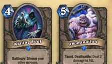 Hearthstone: Heroes of Warcraft Deck Construction