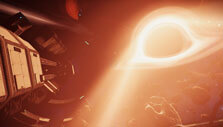 Black hole in The Persistence