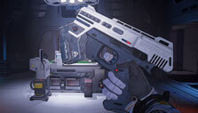 The Persistence: New weapon unlocked