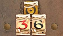 Mummy cards in Pyramid Solitaire Saga