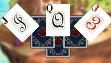 Solitaire Duels: Fanned out