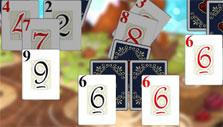 Solitaire Duels: the power of 6