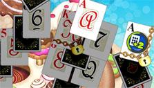 Solitaire Duels: Locked cards