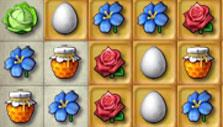 Golden Tiles in Farmscapes