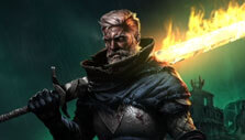 Hero Edwin in Age of Darkness: Final Stand