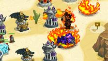 The King of Towers: let it burn