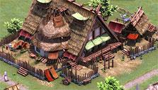 Forge of Empires: Bronze Age town hall