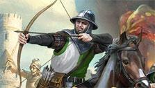 Tribal Wars: mounted archer