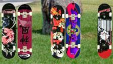 Yard Sale Junkie: Selling skateboards