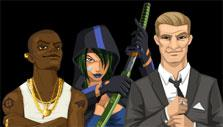 Goodgame Gangster: gangsters
