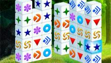 Two towers in Mahjongg Dimensions Blast