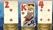 Solitaire Blitz: Key card