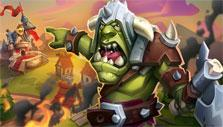 Bloodthirsty orc in Shadow Kings