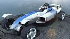 Your first car in Track Racing Online