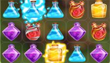 Super potions in Fairy Mix