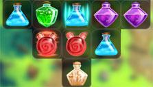 Fairy Mix: Horizontal special flask