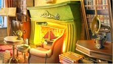 Detective's room in Mirrors of Albion