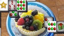 Cafe Mahjongg: Fruit pastry
