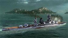Nagato in World of Warships