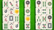Mahjong Towers: Enclosed layout