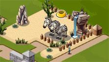 Zoo World 2: Hungry zebra