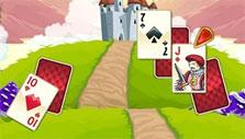 Neverland Solitaire: Match quickly