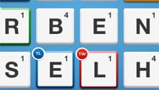 Triple word in Ruzzle